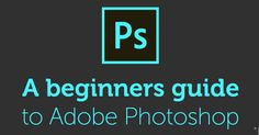 Adobe Photoshop Tutorial For Beginners, teaching How To Use Photoshop. Photoshop Tutorial for Beginners, going over many important aspects and use powerful t. Photoshop Course, Learn Photoshop, Photoshop For Photographers, Free Photoshop, Photoshop Photos, Photoshop Actions, Photoshop Website, Advanced Photoshop, Photoshop Design
