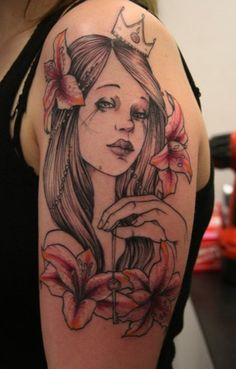 1000 images about tattoos on pinterest swallow couple for Inked temptations tattoo studio