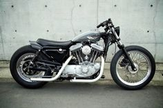XL1200S Sportster by Hide Motorcycle
