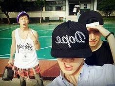 Bobby, B.I and Junhwae