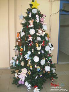 Το Χριστουγεννιάτικο δέντρο μας Christmas Tree, Holiday Decor, Home Decor, Teal Christmas Tree, Decoration Home, Room Decor, Xmas Trees, Christmas Trees, Home Interior Design