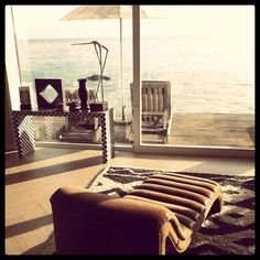 #Malibu #Decor #BeachHouse #KellyWearstler