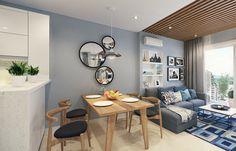 Мебель-трансформер, подоконник-столешница и еще 6 приемов, которые помогут сэкономить место и с умом использовать каждый сантиметр малогабаритной квартиры