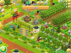 Hayday Farm Design, Hay Day, Games, Layouts, Culture, Room, House, Ideas, Farmhouse