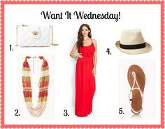 Want It Wednesday! www.alittleglitter.com