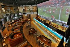 The Best Sports Bar in Every NFL City