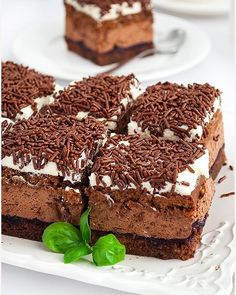 Ciasto ala delicja - przepis - I Love Bake Food Cakes, Tiramisu, Cake Recipes, Baking, My Love, Nutella, Ethnic Recipes, Sweets, Tarts