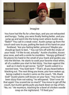 Austin mahone imagines :) Whoaaaa one of my favorites
