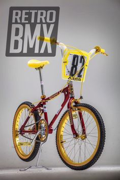 BMX bikes! The go to get around town with friends.