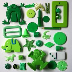 """Instant """"Stuff"""" Collection : Grass Green 