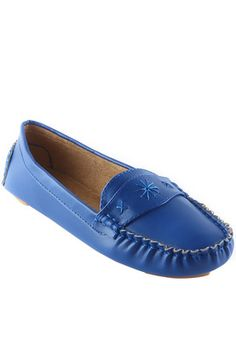 Blue Loafers  Price: Rs 1495