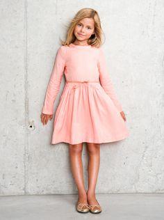 Designer Girls Fashion Looks #PrettyInPink