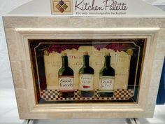Three Wine Bottles 21167