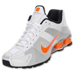 Nike Shox R4 Orange