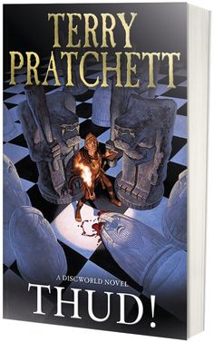 34/39 - Discworld - Terry Pratchett - Finished!