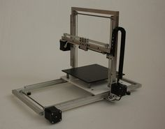 3ders.org - 3D Kit F printer made in Spain | 3D Printing news