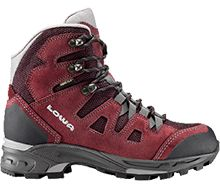LOWA Khumbu II GTX. Our lighter duty Backpacking/Trekking boots are more flexible underfoot, designed for hikers who cover a lot of ground while staying mostly on-trail, carrying a medium weight pack.