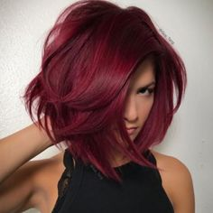 Omg do I love this red!!