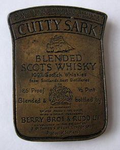Vintage Cutty Sark