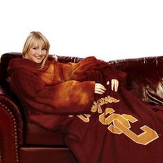 Just in case you get cold on game days!  #UltimateTailgate #Fanatics