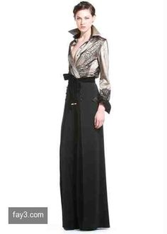 فستان من تصميم زهير مراد مجموعة بري كولكشن صورة 5