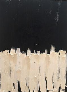 Black and Cream White Art by Elaina Sullivan Modern Art, Contemporary Art, Minimalist Art, Diy Art, Art Inspo, Painting & Drawing, Design Art, Graphic Design, Abstract Art