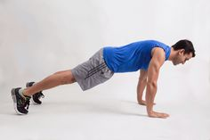 Putting in some extra effort on this classic move will deliver serious strength results. #pushup #exercises #strength http://greatist.com/fitness/how-do-perfect-push