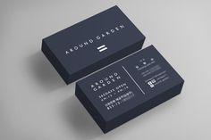 Minimal Business Card, Modern Business Cards, Business Card Design, Creative Business, Salon Business Cards, Real Estate Business Cards, Free Business Cards, Name Card Design, Banner Design