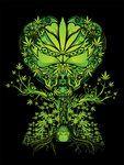 Marijuana Love Tree by ~grebenru on deviantART