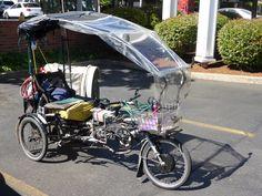 bike with a roof - Google zoeken
