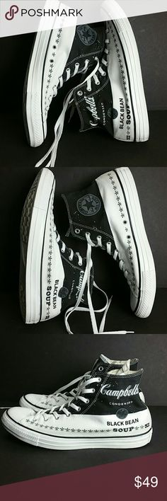 CONVERSE MEN'S FASHION SNEAKERS IN GOOD CONDITION   SKE # BBC CONVERSE Shoes Sneakers
