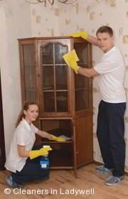 End of Tenancy Cleaners Ladywell