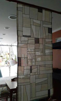Divider, Quilts, Room, Furniture, Art Ideas, Home Decor, Bedroom, Patch Quilt, Kilts
