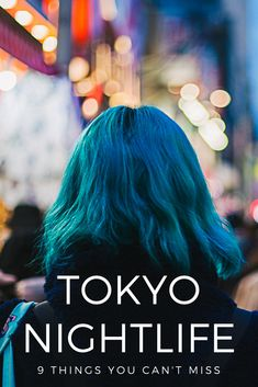 Explore the Tokyo nightlife with 9 of the best things to do in Tokyo at night. The Japan nightlife is something every traveller should experience on a trip to Japan, and the Tokyo nightlife is just as diverse as it is entertaining. Tokyo Japan Travel, Japan Travel Guide, Asia Travel, Travel Guides, Japan Trip, Okinawa Japan, Japan Guide, Japan Japan, Kyoto Japan