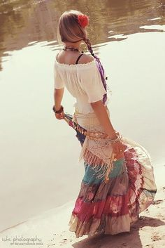 I want a skirt like this✌
