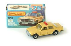 Mercedes 450 SEL - Matchbox 1979 - Series Nr. 56