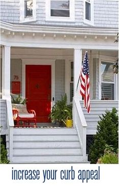 10 ways to increase your curb appeal