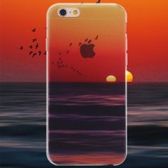 Coque iPhone 6/6s - The Ocean Sunset