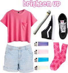 """brighten up"" by chipfordayz on Polyvore"