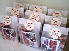 Baseball Goodie Bag Ideas