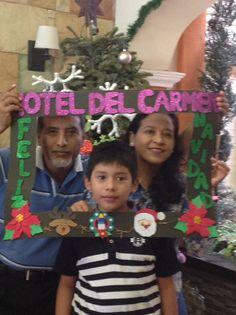Gracias a todos quienes nos acompañaron en estas fechas tan importantes- Hotel del Carmen