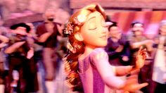 Rapunzel from Tangled (500×280) #gif