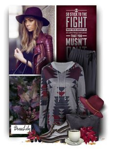 """Septemberday with Dresslily"" by christiana40 ❤ liked on Polyvore featuring modern"