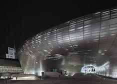 Zaha Hadid's Dongdaemun Design Plaza captured in new photographs