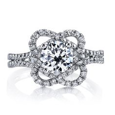 MARS Jewelry: MARS Jewelry MARS 25668 Diamond Engagement Ring 0.56 ct tw