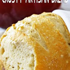 Crusty Artisan Bread Air Fry Recipes, Air Fryer Dinner Recipes, Cooking Recipes, Easy Zucchini Bread, Easy Bread, Zucchini Fries, Artesian Bread, Dutch Oven Bread, Dutch Ovens