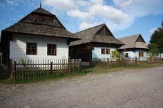 Museum of Liptov Village, Slovakia Cabin, Sculpture, House Styles, Home Decor, Decoration Home, Room Decor, Cabins, Sculptures, Cottage