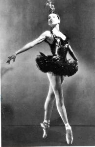 Born Elizabeth Marie Tall Chief to an Osage Nation father, she became an eventually well-know ballerina. In 1947 Maria began dancing with the New York City Ballet until her retirement in 1965. Soon after she founded the Chicago City Ballet and remained it's artistic director for many years. Since 1997 she has been an adviser in the Chicago dance schools and continues to astound future dancers with her always-ahead-of-her-skill abilities and will be featured in a PBS special from 2007-2010.
