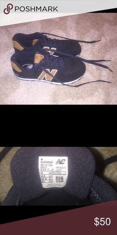 New Balance Sneakers  Very Nice Sneakers ▶️ US Size 5 ▶️ Boys Youth Size ▶️ 574 Edition New Balance Shoes Sneakers