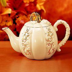 Lenox-Pumpkin-Teapot-NIB